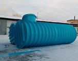Подземные емкости для воды 25 м3
